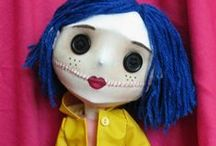 Dolls / by Belladonna