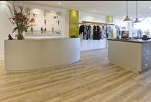Retail fit outs / A selection of retail fit-out projects Gerflor flooring has been used in. Contact Gerflor Australia for more information.
