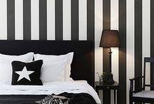 Colour Inspiration - Black + White