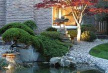 Outdoor Lighting / Lighting for decks, patios, ponds, gardens and yards