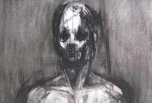My work to Biennial of Drawing Pilsen 2014