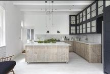 Kitchen Ideas / by Helen Mursell
