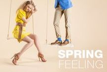 //Spring Looks / Wir freuen uns auf den Frühling!