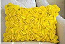Home - DIY Pillows