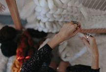 Weaving spirit