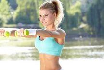 //Sports, Health & Fashion / Looks und Tipps, die uns zu Höchstleistungen motivieren - in sportlicher & modischer Hinsicht!