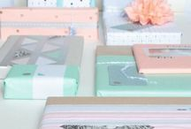 ♡ Gift wrapping
