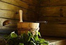 sauna / kylpyhuone