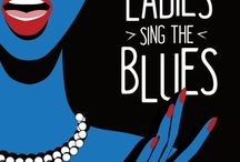 Ladies sing the blues / Female vocalists of jazz and blues