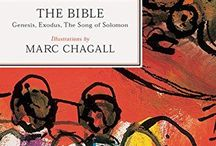 Chagall Bible / Paintings and drawings of Marc Chagall inspired on the Bible