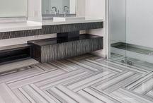 Termad Bathroom equator marmara marble Mermer mink marble