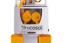 Frucosol squeezing / Orange Juicers and juice extractor.