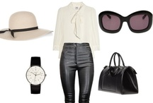 Polyvore's FAbuLOUSLY Casual & Chic OutFits / by Ashley Scott