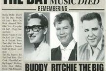 The Day the Music Died / by Buddy Holly Center