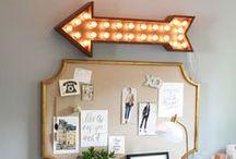 Home & Decor / by Kim Adams