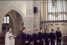 University of Toronto / Trinity Chapel / Hart House Wedding Venue / by Honey and Dear Wedding Filmmakers
