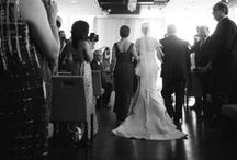 Arcadian Court Toronto Wedding Venue / by Honey and Dear Wedding Filmmakers