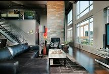 Living room Inspirations / by Studio 13 Design
