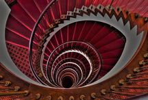 Architecture // Stairs / by Isa Marin