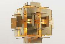 Verlichting / Lampen in verschillende maten en vormen, functioneel, design, gewoon mooi en ontzettend leuk!