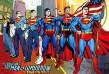 Speciale Superman 75 - Lo Spazio Bianco / Omaggi di grandi autori, in una selezione di copertine particolarmente significative.