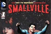 TV and Comics / Serie TV proseguite o adattate a fumetti