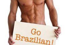 Male intimate grooming / Male waxing, intimate male waxing