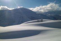 ❤ SKI 2014 / Premier voyage au ski entre ami. Voici quelques photos du magnifique paysage.