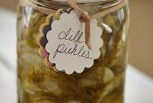 Dill Pickles / Dill-ightfully dill-icious Dill Pickle recipes!
