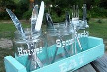 Pickle Projects / Your empty Pickle Jars are not trash...they're a Pickle Project!