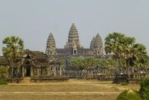 Cambodia / Pictures from #KohRong, #Battambang, #Angkor, #SiemReap and #Kampot