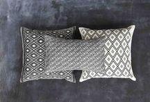 COJINES+PILLOWS / Cojines decorativos + Decorative pillows