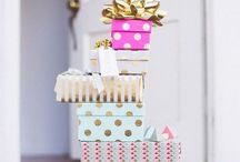 Wrapping / Presents • Cards • Tags