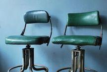 Sillas / Tipos de sillas. / by Jackie Núñez