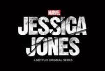 Marvel's Jessica Jones (Netflix TV Series) / 2015 TV Series