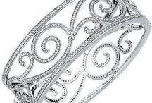 Delightful Diamond Bangles