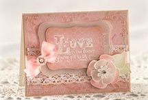 Cards - I love these (02) / Felicitari Handmade - Diverse (02)