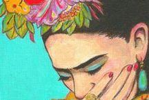 Frida / by Zaza