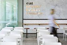 Commercial Interior design. / Interior design for bar's cafe's & hotels.