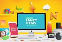 FREEBIES ∞ PORTALS / Diverse freebies resources to design and inspiration!