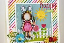 Cards - MFT Stamps