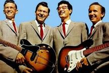 The Crickets / by Buddy Holly Center