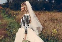 Alternative Wedding Dresses / You don't have to say yes to the dress! SomethingKindaCute has amazing alternatives to the traditional gown, all just as elegant & glamorous and effortlessly chic!