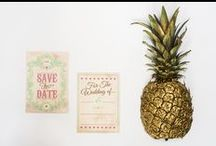 Budget Bride Ideas / Creative and affordable design details for the penny savvy bride from Somethingkindacute! http://www.somethingkindacute.com/greetings/