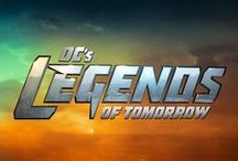 DC's Legends of Tomorrow / CW TV Series about a group of Heroes and Villains united versus a mutual menace.
