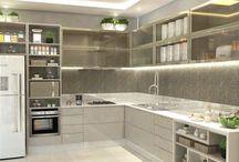 Kitchen / #kitchen #decor #cozinha #decoração
