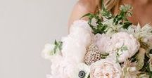 Wedding flowers / Wedding flowers to inspire the stylish bride.