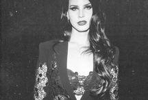 Lana Del Rey / by Azucena Zaldivar