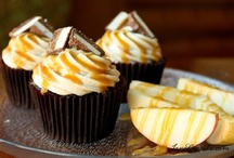 Hello Cupcake! / Hello indeed! Creamy, boozy, lemony, chocolatey.....take your pick!