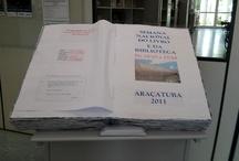 2011 - Semana da Biblioteca / Semana Nacional do Livro e da Biblioteca - 2011